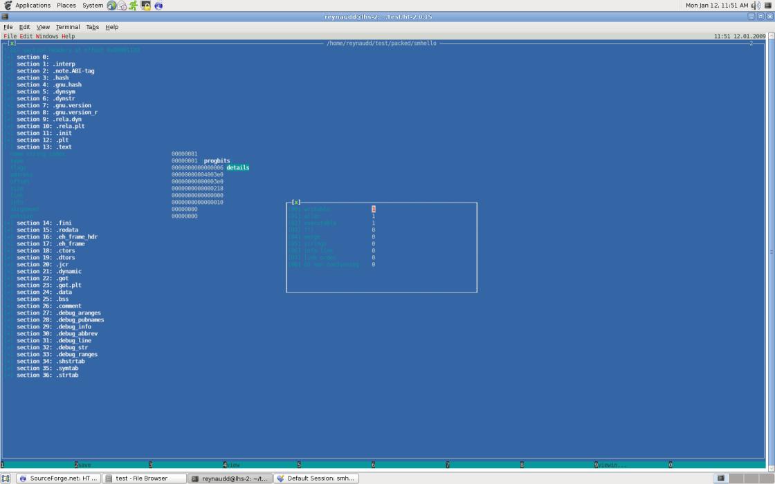 hteditor screenshot